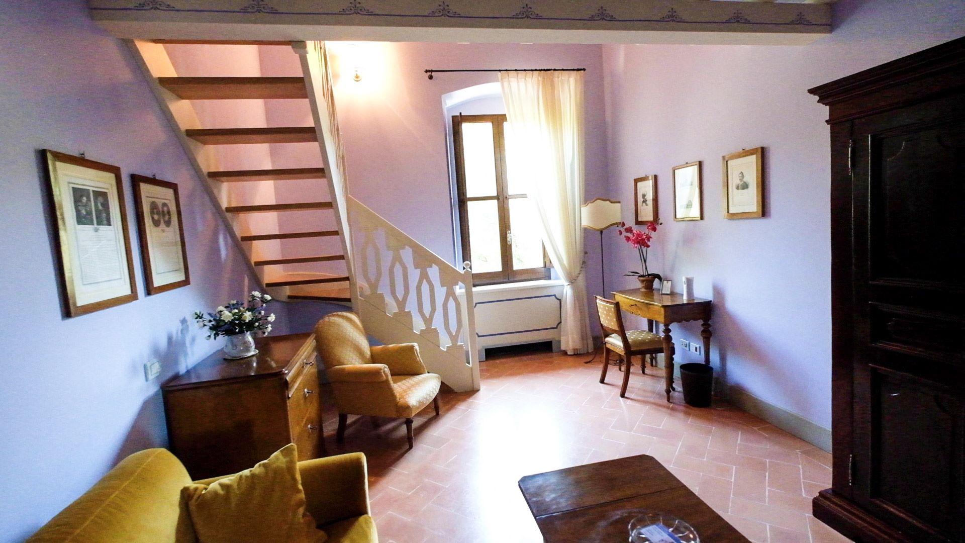 Palazzo Grande Guest Rooms